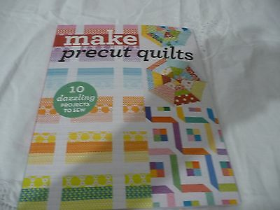 Make Pre-Cut Quilts - New Book