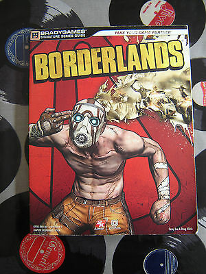 Brady Game Guide - Borderlands