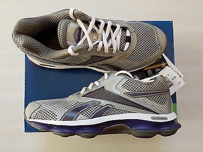 Ladies REEBOK RUNTONE VIBE U-FORM TRAINER SIZE 8 eur 42 Fitness Toning Shoes