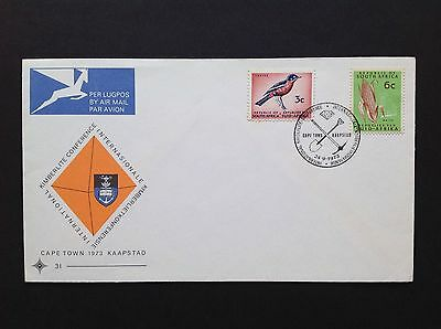South Africa 1973 FDC Kimberlite Conference