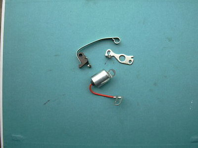 Lucas Rs1 Contact Points Set & Condenser Lister D Magneto Stationary Engine