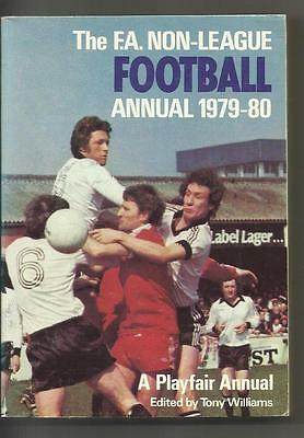 The F.A. Non-League Football Annual 1979-80 Second Year of Issue