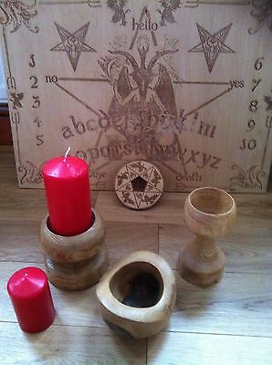 SATANIC SEX KIT Baphomet Magick Witchcraft Grimoire Occult Magic Pagan Gothic