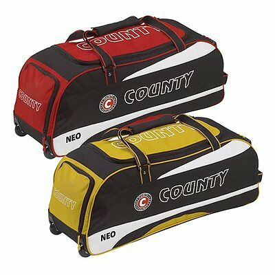 Hunts County NEO Wheeled Cricket Bag