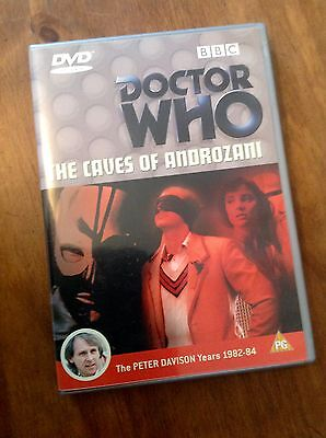"""Dr Who """"the Caves Of Androzani"""""""