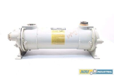 American Industrial Sts-1202-A4-Fp 1-1/2 X 2 In Npt Heat Exchanger 300F D551764