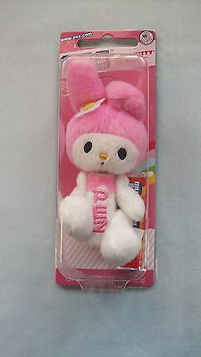 Pez Key Chain ~ Hello Kitty My Melody ~ 2010 ~ MOC