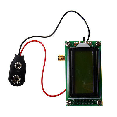 2x(High Accuracy 1-500MHz Frequency Counter Tester Measurement Meter P6Q6