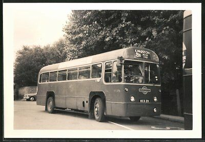 Fotografie Bus Routemaster, London Transport, Linienbus Linie 218 nach Kingston
