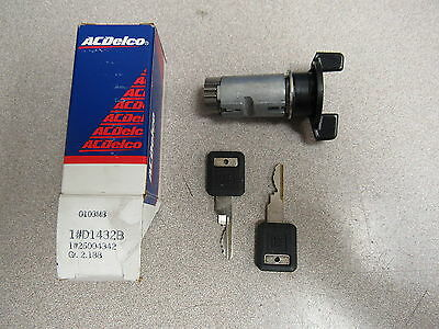 New OEM GM ACDelco Ignition Lock Cylinder 26004342