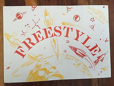 Rave Flyers Freestyle