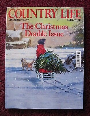 Country Life Magazine - December 14/21, 2016 - Christmas Double Issue