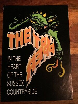 Rave Flyers The Tripper 1991