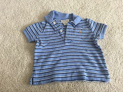 Ralph Lauren Baby Boys Polo Shirt 6-9 Months