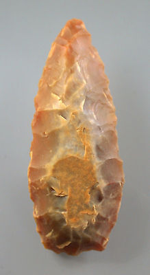 """Neolithikum   Speerspitze  Spearhead   """"The Best of Niger - Collection""""   4177"""