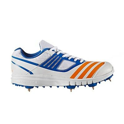 Adidas 2017 Howzat Spike Cricket Shoes - Junior