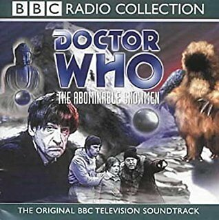 Doctor Who: The Abominable Snowmen BBC Narrated Soundtrack