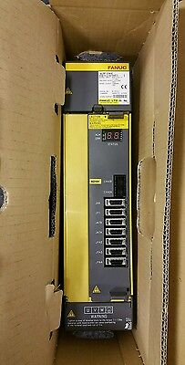 Fanuc A06B-6122-H015 #h570-  Spindle Drive