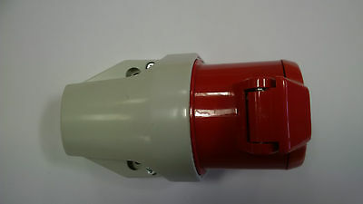 Walther Type 130,  400 volt 32 Amp 4 Pin Socket