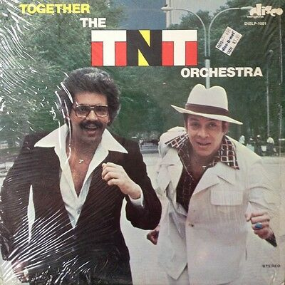 The TNT Orchestra - Together Vinyl LP 0713638
