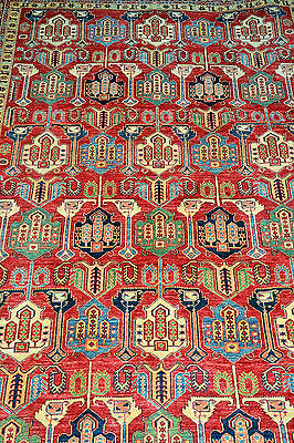 "Antique ""Shield Palmette""carpet 325cmx255cm ca."