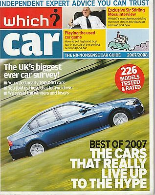 Which? Car The No-Nonsense Guide 2007/2008