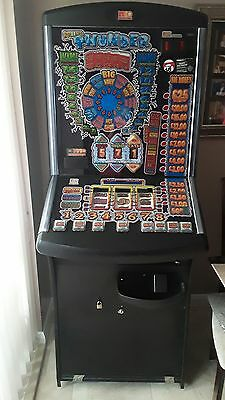 Mazooma Rolling Thunder Fruit Machine Bandit