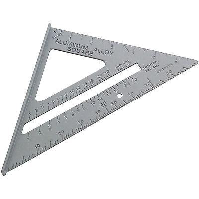"Amtech - 6"" 150mm Set Square - Aluminium"