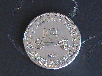 1986 Token Classic Car Wash Bethlehem