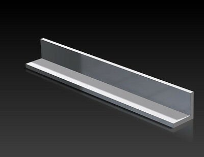 Aluminium Extruded Angle/L section Various Size Lenght 2000 mm Free cut service