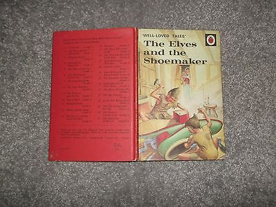 ladybird the elves and the shoemaker 24P
