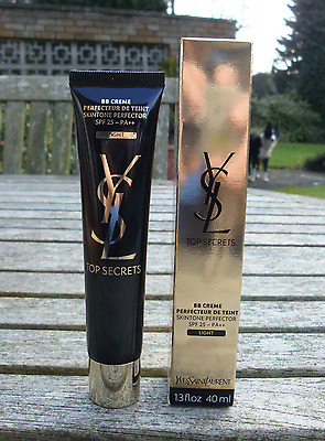 BNIB YSL Top Secrets All-in-One BB Creme Skintone Perfector - Light  RRP £39.50