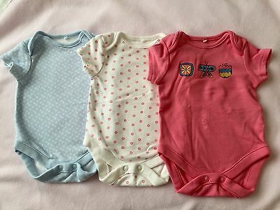 Next Bodysuits Baby Girl Up To 1 Month