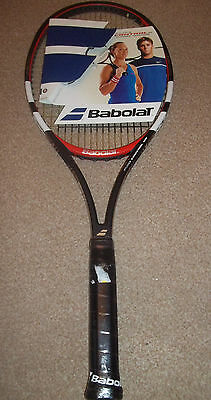 Babolat Pure Control 95 Tennis Racket GRIP 4 NO COVER