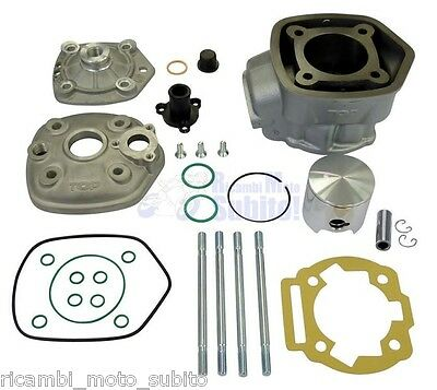 GRUPPO TERMICO KIT CILINDRO 50mm APRILIA RS RS4 RX SX 50 Top Performance