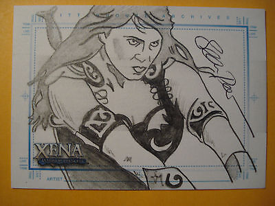 Xena Art and Images S Pence Xena