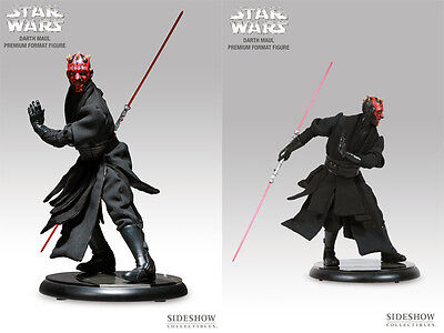 NEW Darth Maul Premium Format Statue #05/1999 Sideshow Star Wars FACTORY SEALED