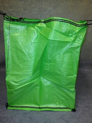 120 Litre Yuzet Huge Heavy Duty Commercial Grade garden bag waste rubble