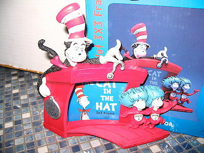 Dr Seuss Cat In The Hat Thing 1 & Thing 2 Frame Brand New Very Rare