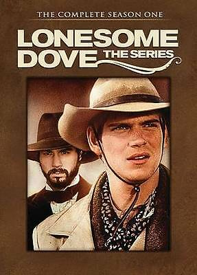 LONESOME DOVE THE SERIES COMPLETE SEASON ONE 1 New Sealed 6 DVD Set
