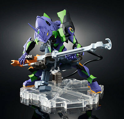Neon Genesis Evangelion - NXEDGE STYLE [EVA UNIT] EVA-01 Test Type by Bandai