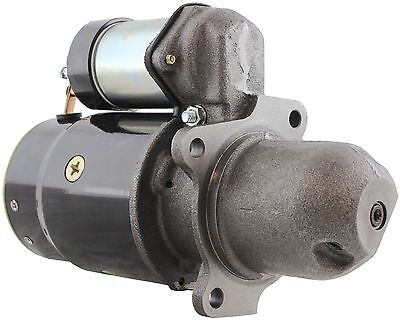 New USA Built Starter Hyster H20 H25 H30 H60 9 Tooth Sealed 2200073-47 SYSN0036