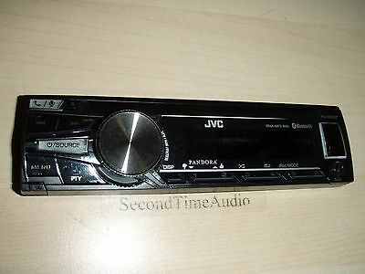 JVC KD-R850BT Faceplate Only- Tested Good Guaranteed!