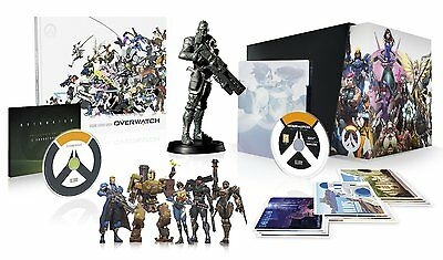 Overwatch Collectors Edition PC Aus NEW