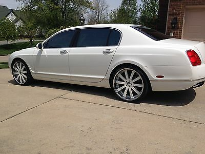 2010 Bentley Continental Flying Spur Speed Continental Flying Spur Speed