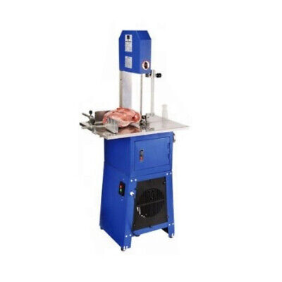 MEAT CUTTING BAND SAW with MEAT MINCER Bandsaw Sausage Filler Slicer Grinder