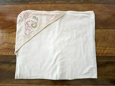 Organic Cotton | Newborn | Baby | Unisex | Blanket | Swaddle | Wrap | Preloved