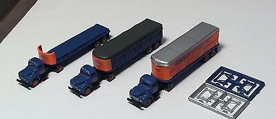 N Scale Classic Metal Works Roadway Express Inc. Truck Lot #2