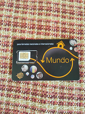 Sim Orange Spain for collection (Expired)