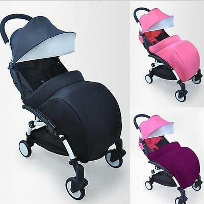 Baby Stroller Foot Muff Buggy Pushchair Pram Foot Cover Shade Windproof Shield B